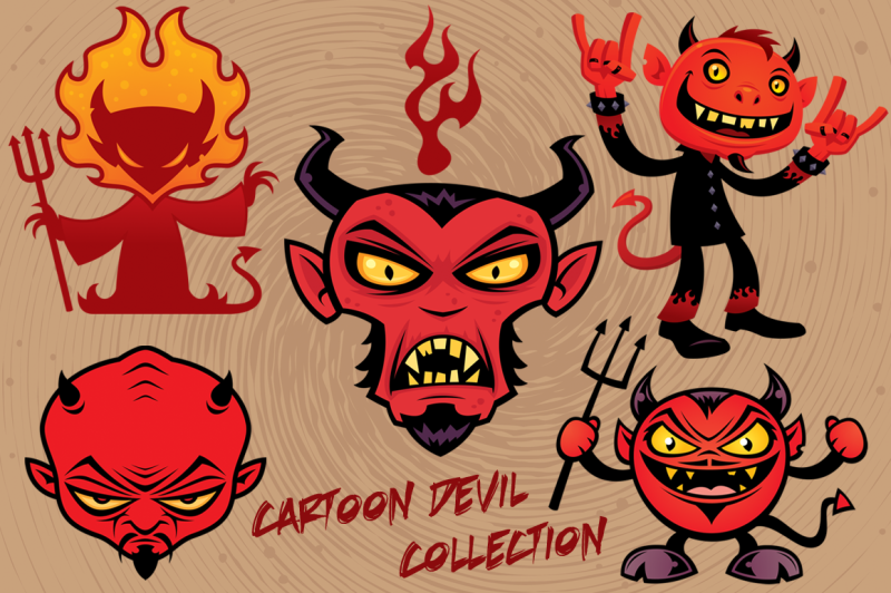 cartoon-devil-collection