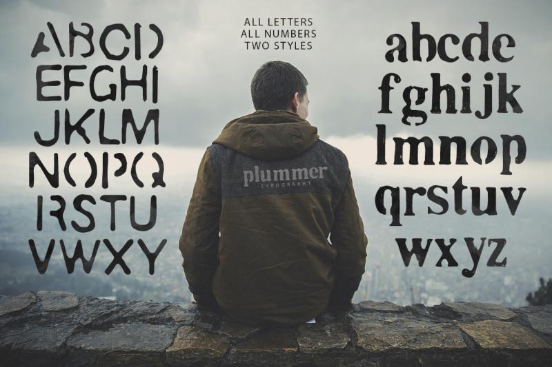 plummer-script-typeface