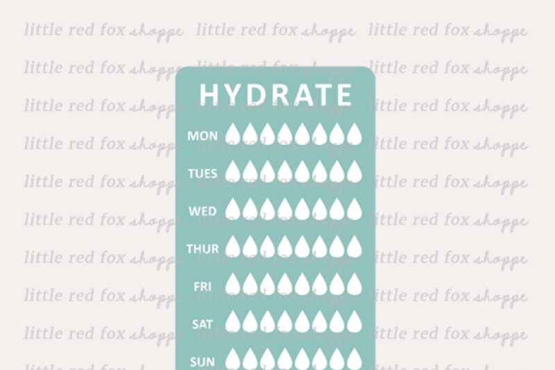 hydration-clipart