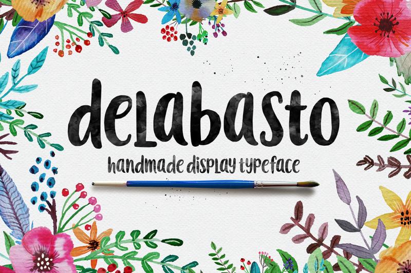 delabasto-typeface