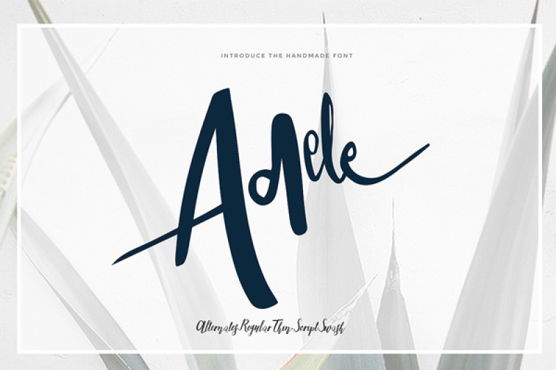 adele-typeface
