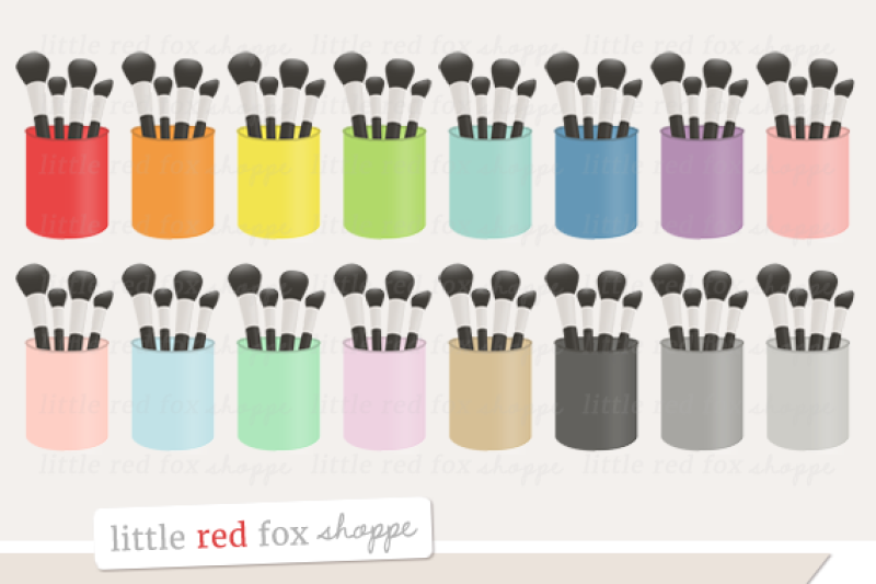 makeup-brush-canister-clipart