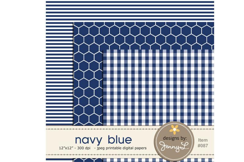 navy-blue-digital-papers