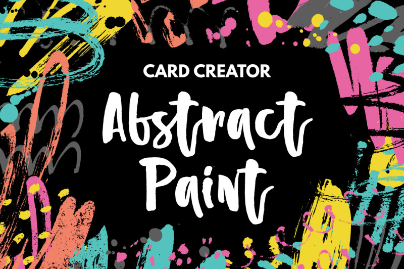 abstract-paint-card-creator