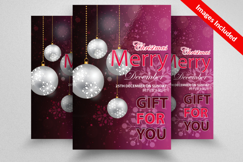 christmas-flyer-template