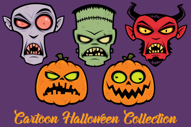 cartoon-halloween-collection