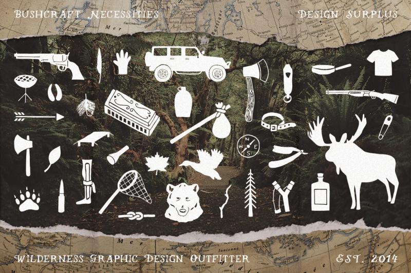 bushcraft-necessities-100-icons