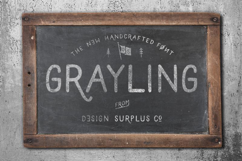 grayling-font