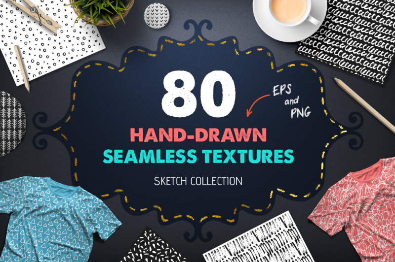 80-hand-drawn-seamless-textures
