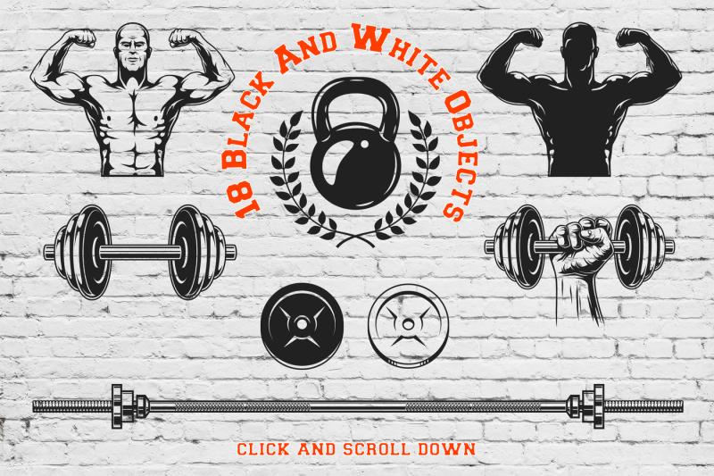 bodybuilding-logo-templates-discount-inside