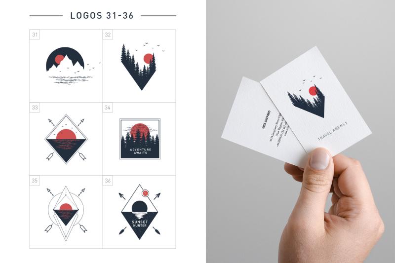 nordicus-60-creative-logos