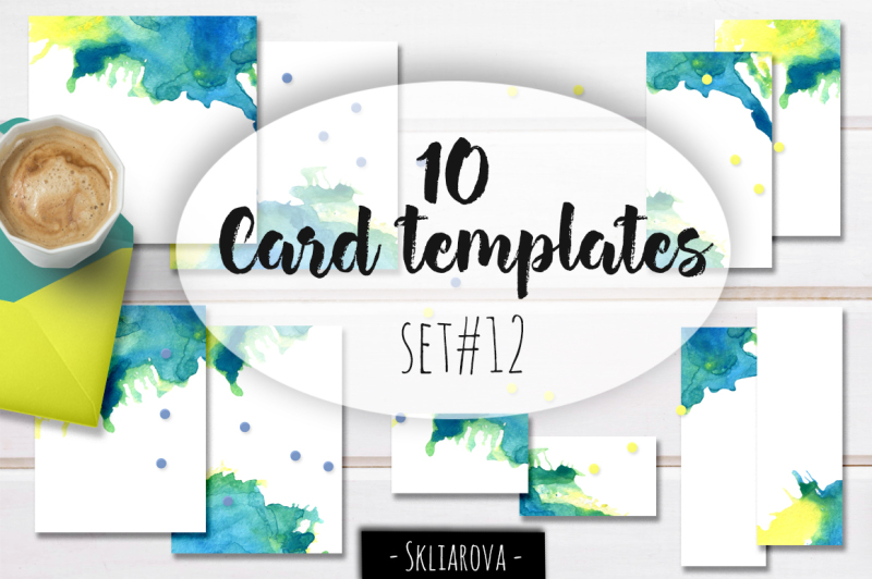 card-templates-set-12