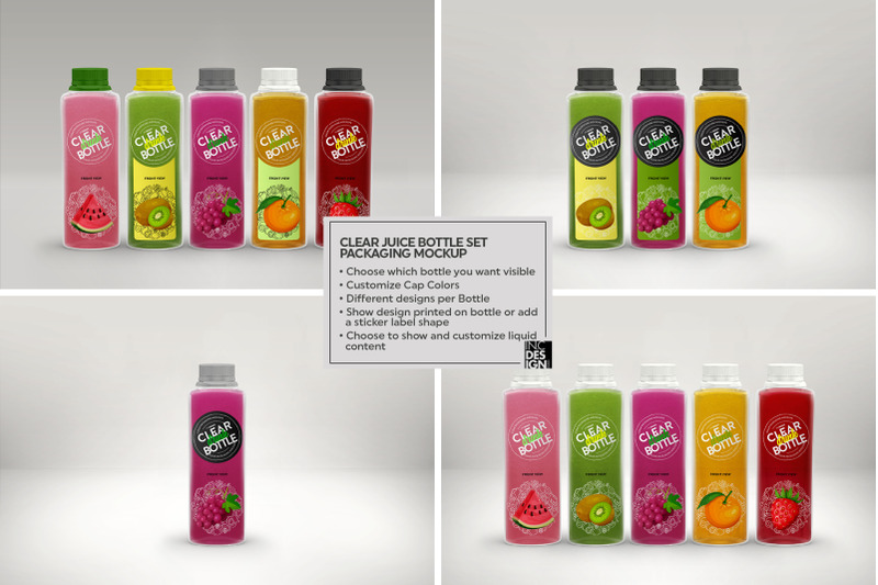 Download Free Juice Bottle Mockup Psd Yellowimages