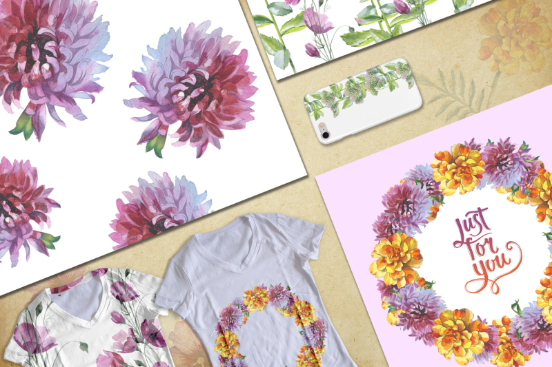 wildflower-png-watercolor-set