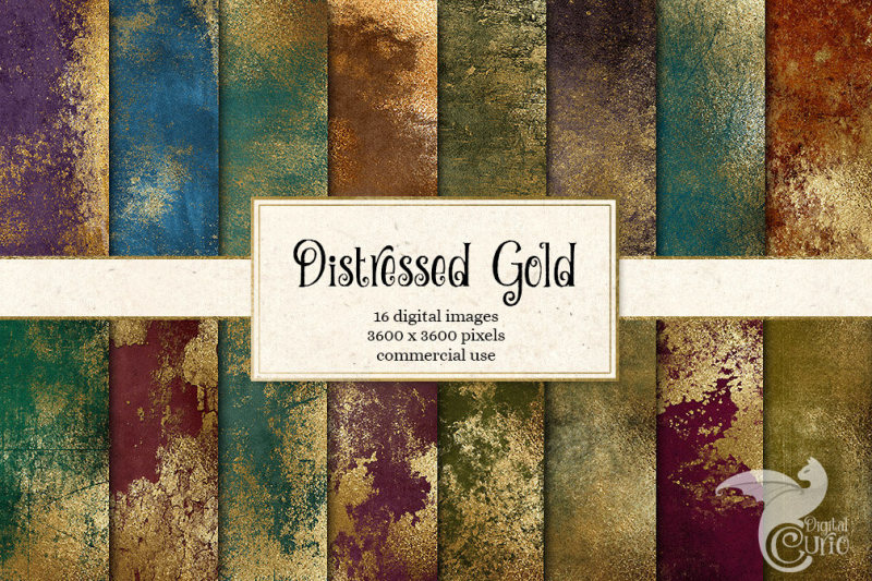 distressed-gold-textures