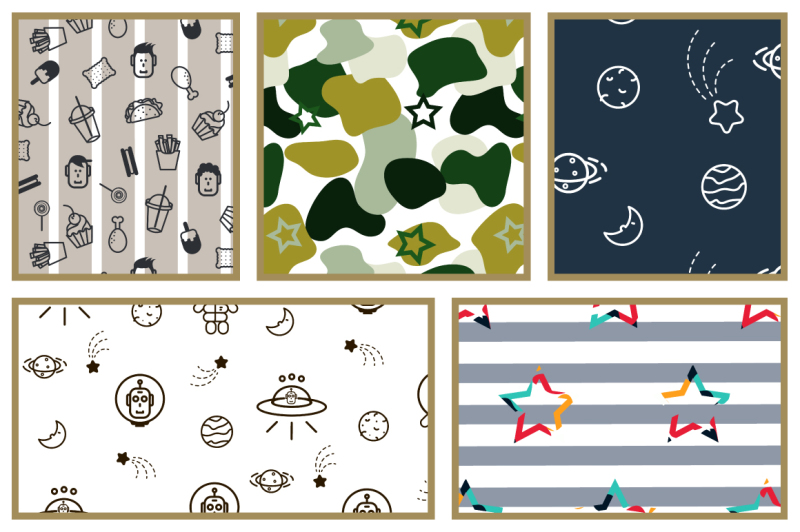 cheerful-boys-seamless-patterns