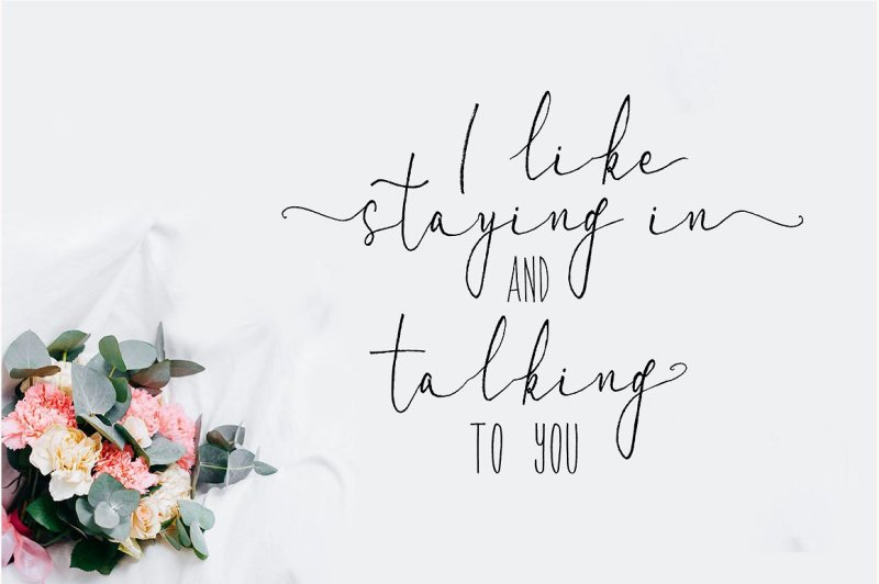 albino-lovebird-font-duo