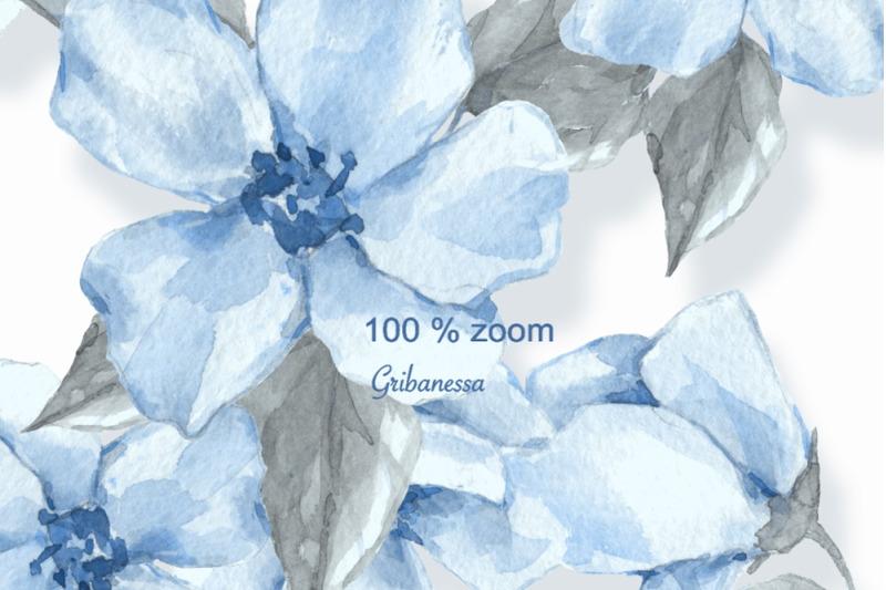 blue-floral-patterns