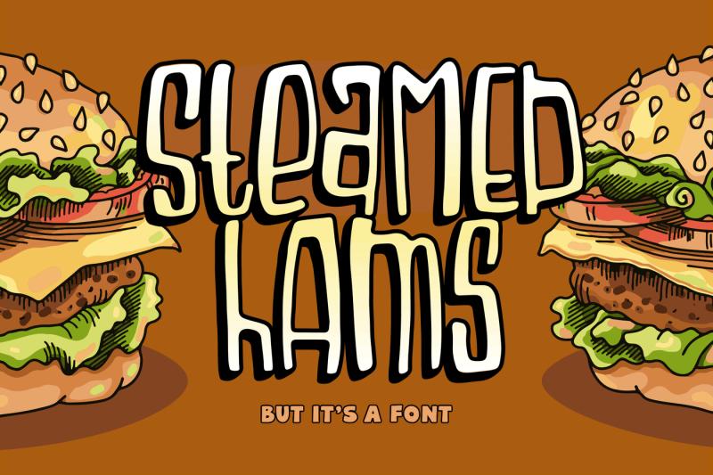 steamed-hams-font