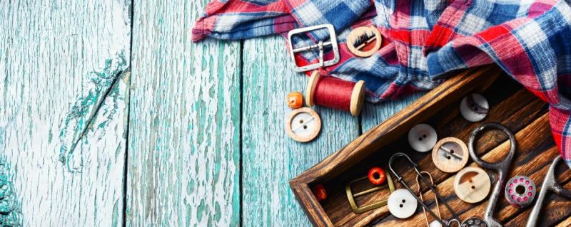 sewing-buttons-and-spools-of-thread