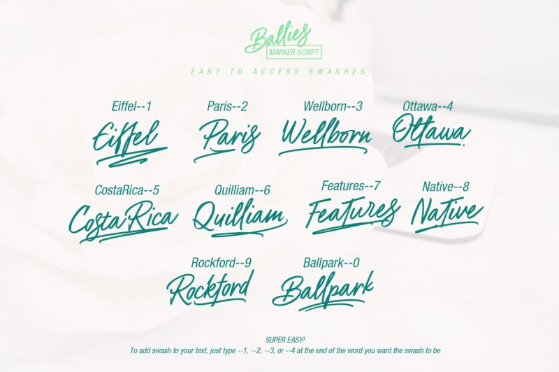 ballies-marker-script