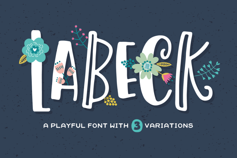 labeck-font