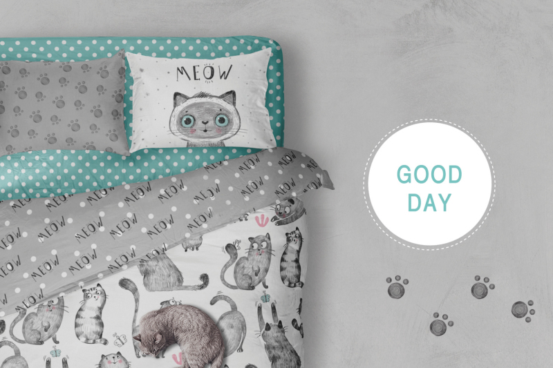 cats-joy-graphic-pack