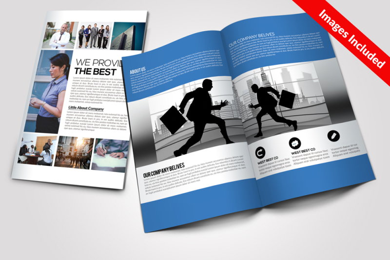 business-bi-fold-brochures