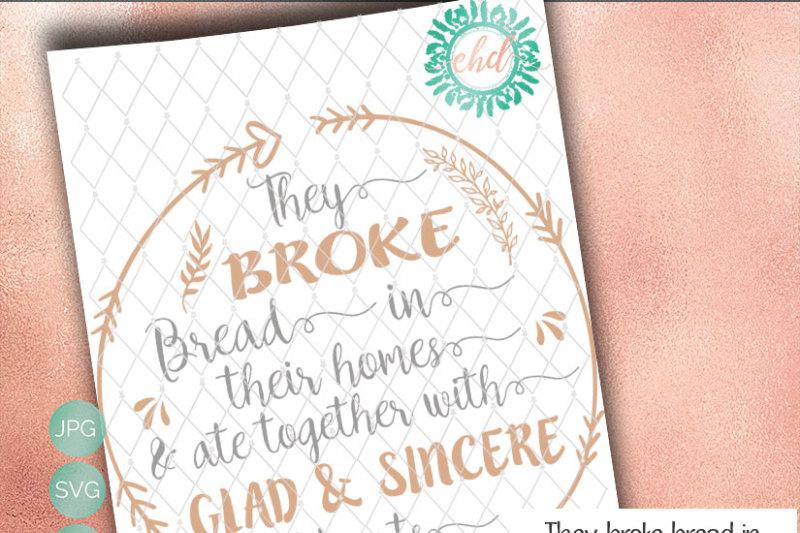 broke-bread