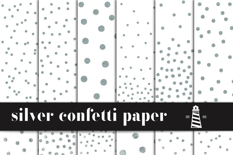 silver-confetti-digital-paper