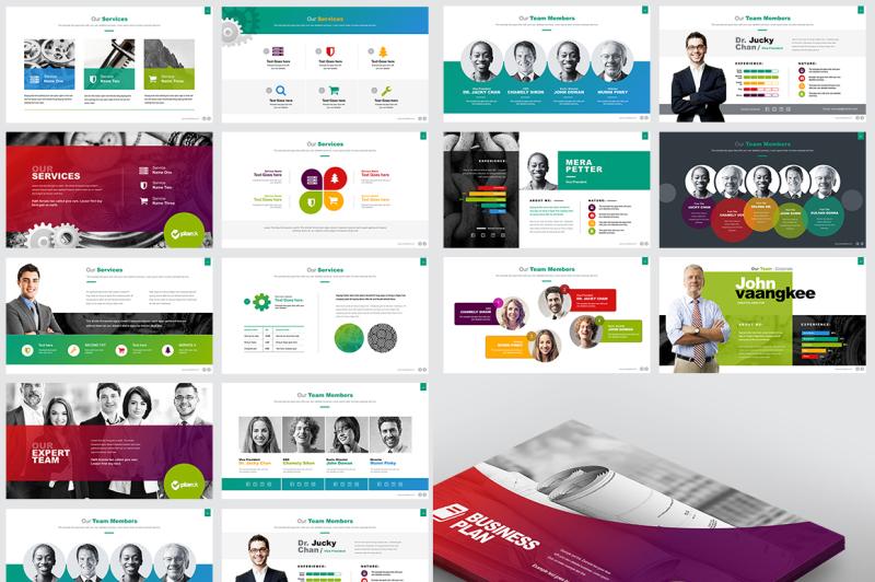 business-plan-keynote-template