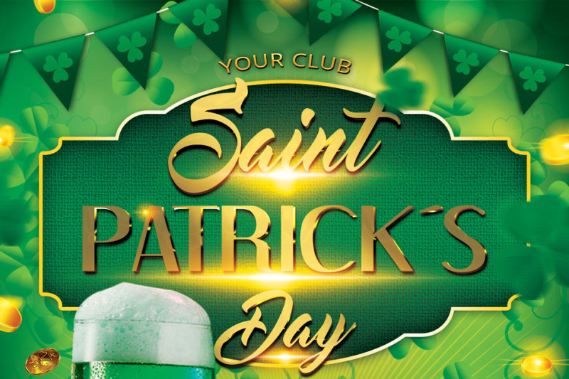 st-patrick-day-flyer-template