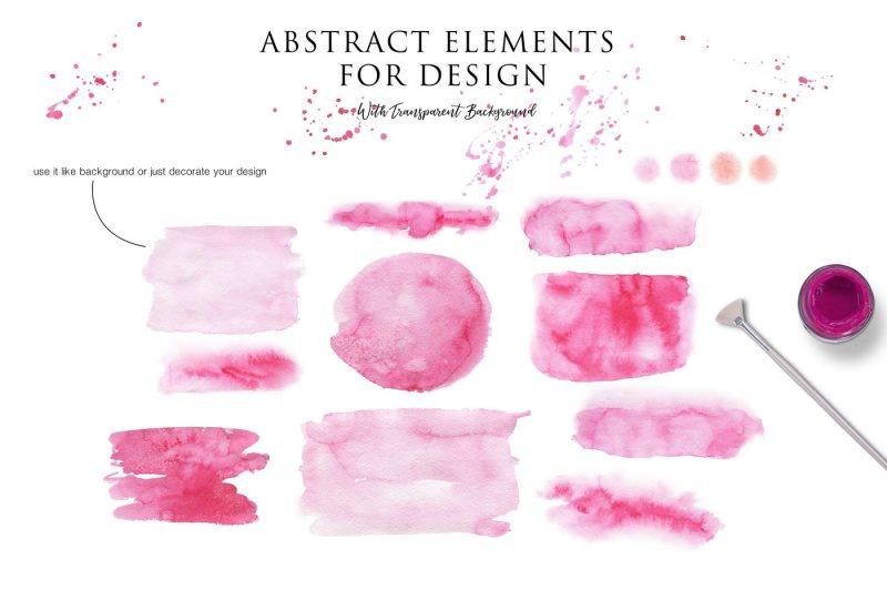 pink-dreams-of-sakura-watercolor-set