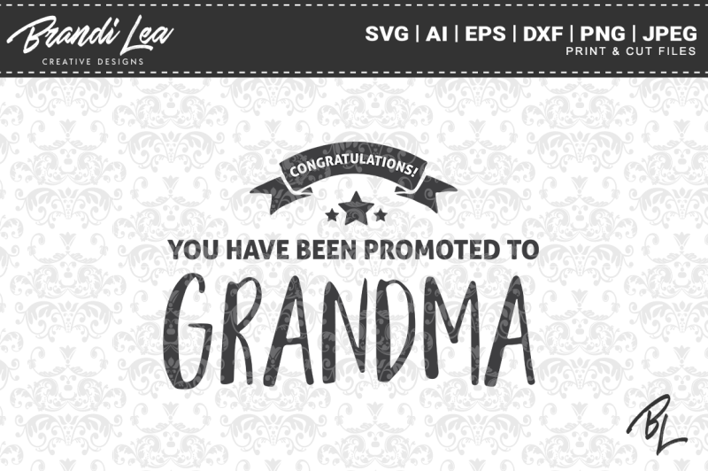 promoted-to-grandma-svg-cutting-files