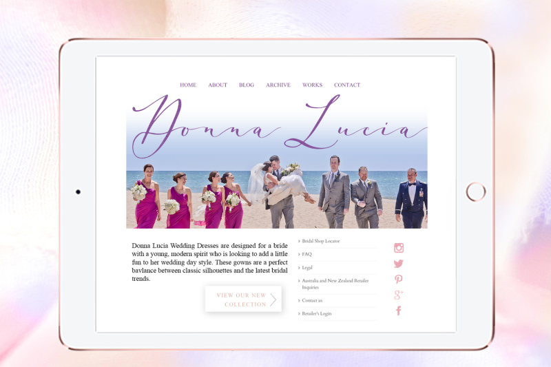 donna-lucia-font-extras-and-logo