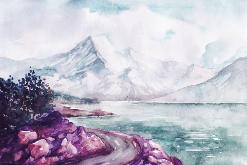 12-artistic-watercolor-landscapes-and-vectorized-copy