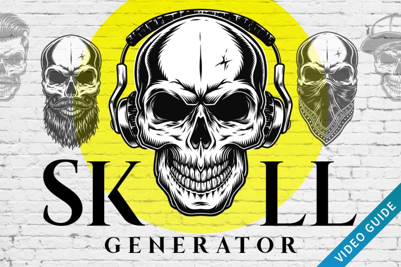 skull-print-generator