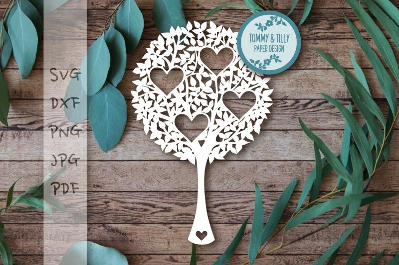 4-name-heart-tree-svg-dxf-png-pdf-jpg