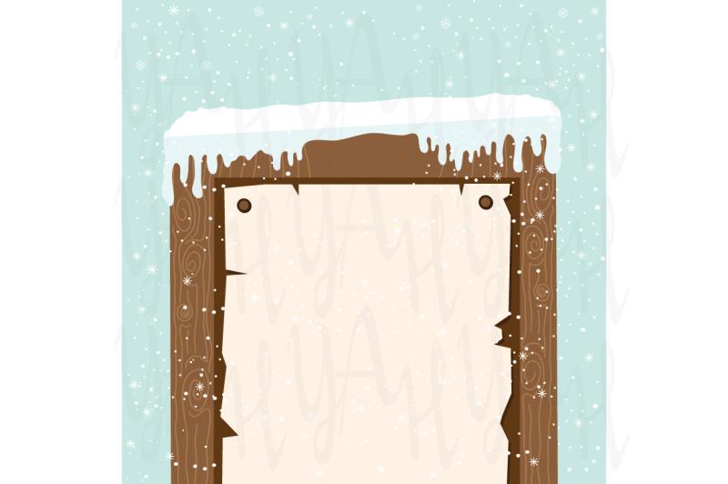 santa-climb-on-top-sign