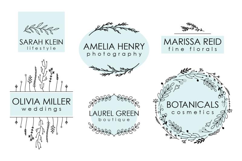 botanicals-vector-illustrations