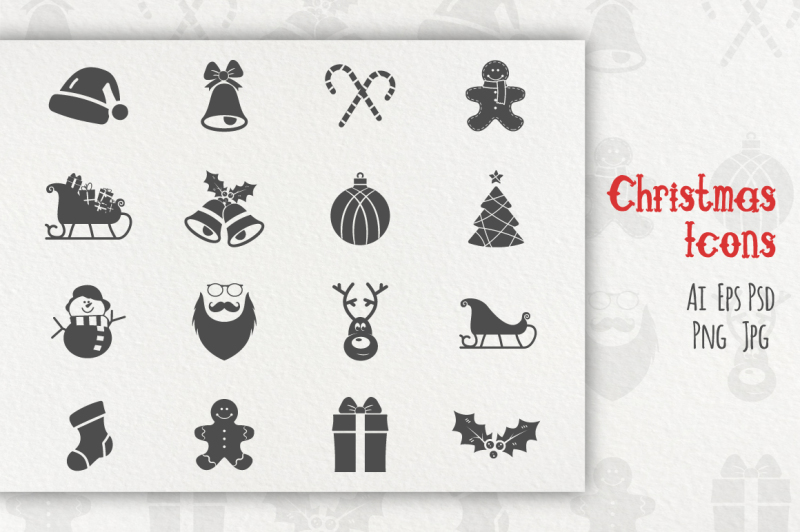 christmas-icons-collection