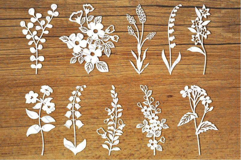 wildflowers-set-2-svg-files-for-silhouette-cameo-and-cricut