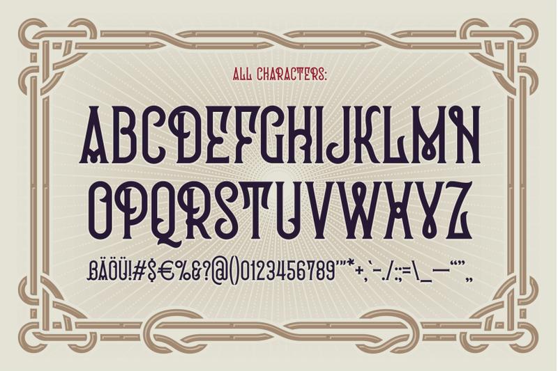 fisherman-039-s-knot-font-amp-graphics
