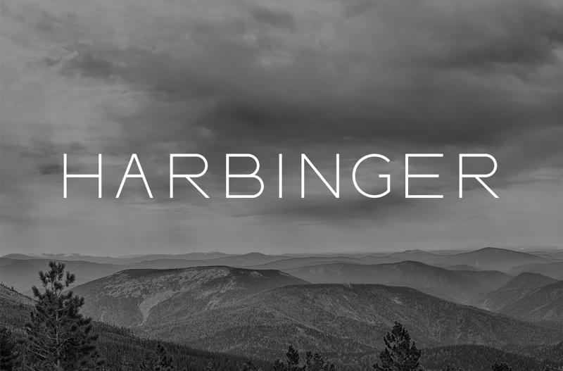 harbinger-sans-serif-font