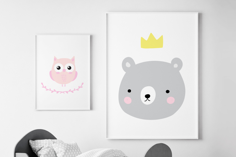 nursery-characters-and-design-elements
