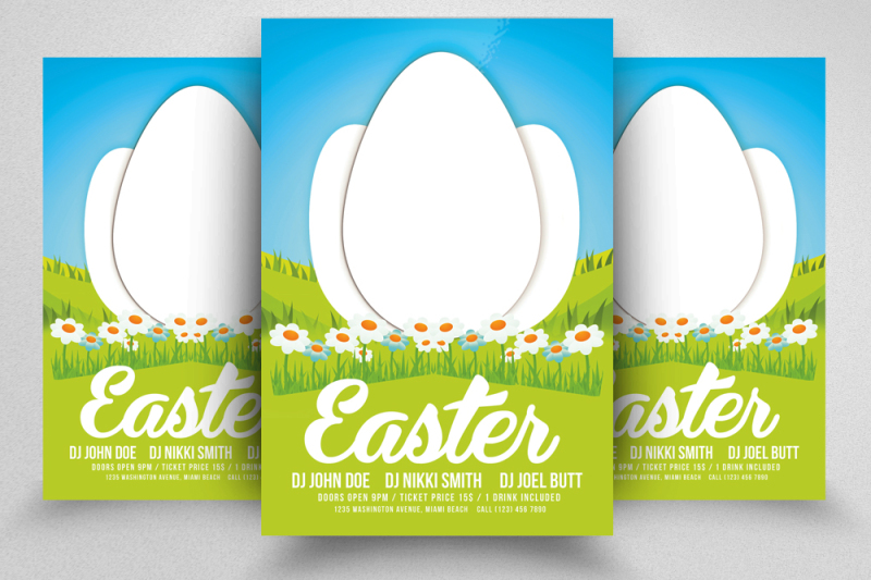 10-easter-egg-psd-flyer-print-template-bundle