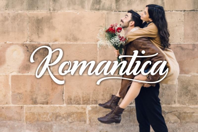 romantina-font