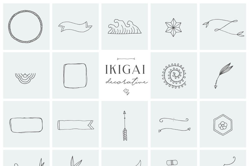ikigai-collection