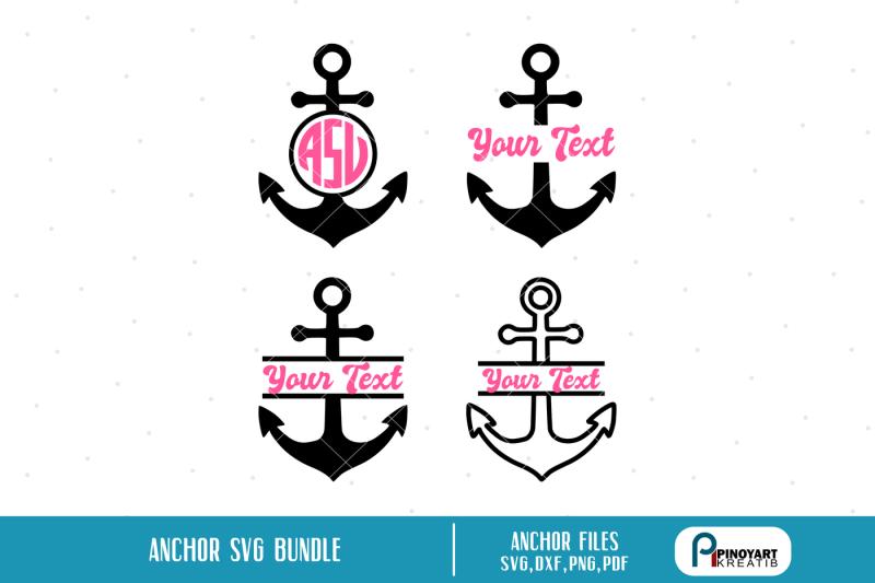 anchor-svg-anchor-svg-file-anchor-dxf-anchor-cut-file-anchor-monogram