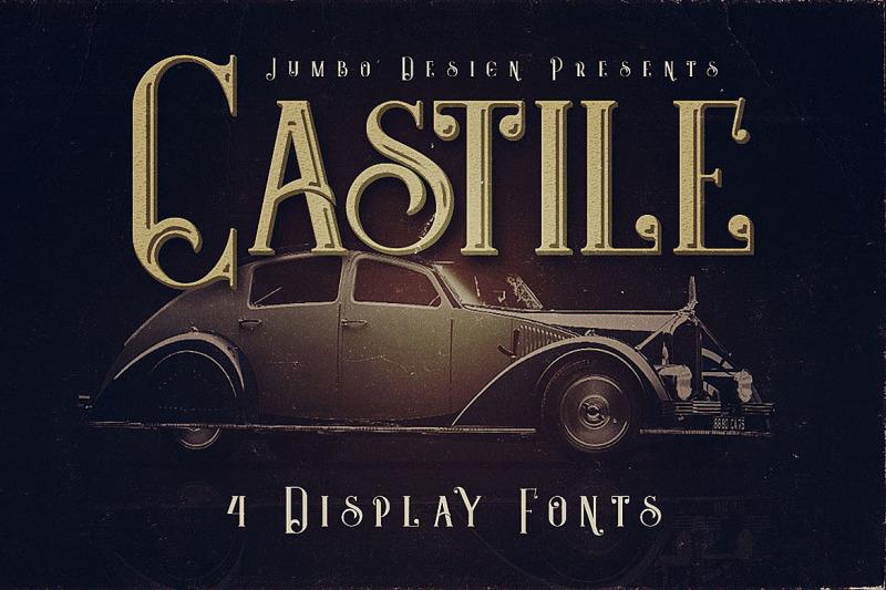 castile-display-font